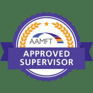 AAMFT Approved Supervisor image