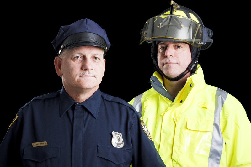 Police fireman first responder counseling