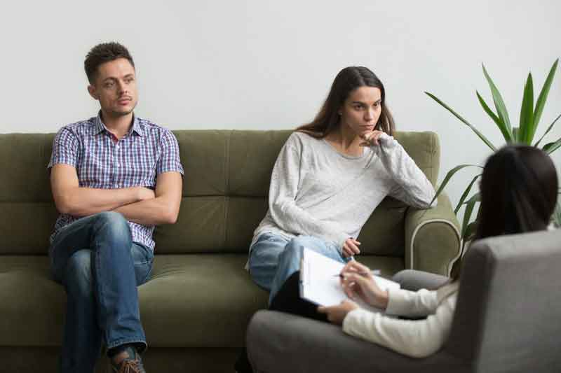 Divorce counseling image