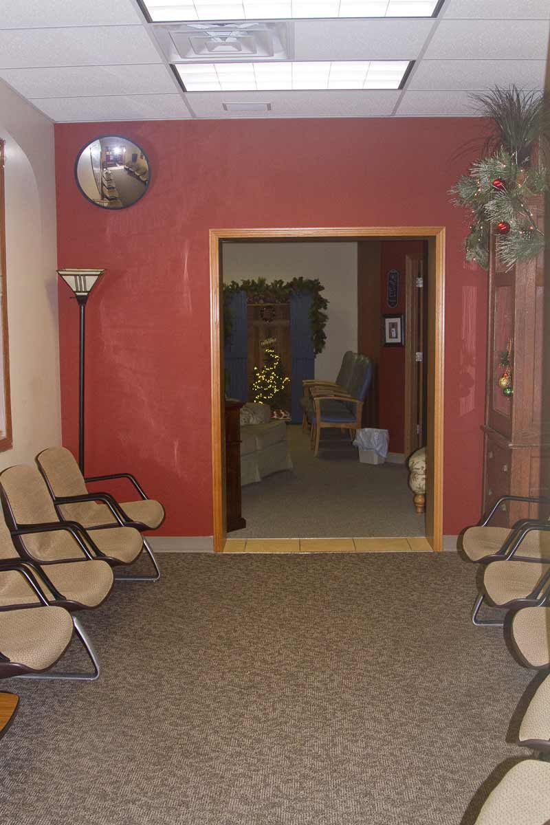 Bradley IL office waiting room for counseling