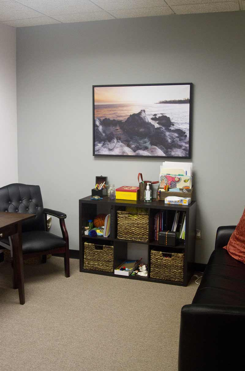 Counseling room in Hoffman Estates