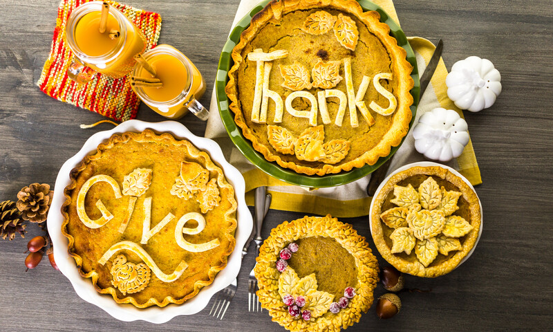 Enjoy Thanksgiving © Can Stock Photo / urbanlight