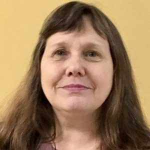 Ruth Mellenthin social worker